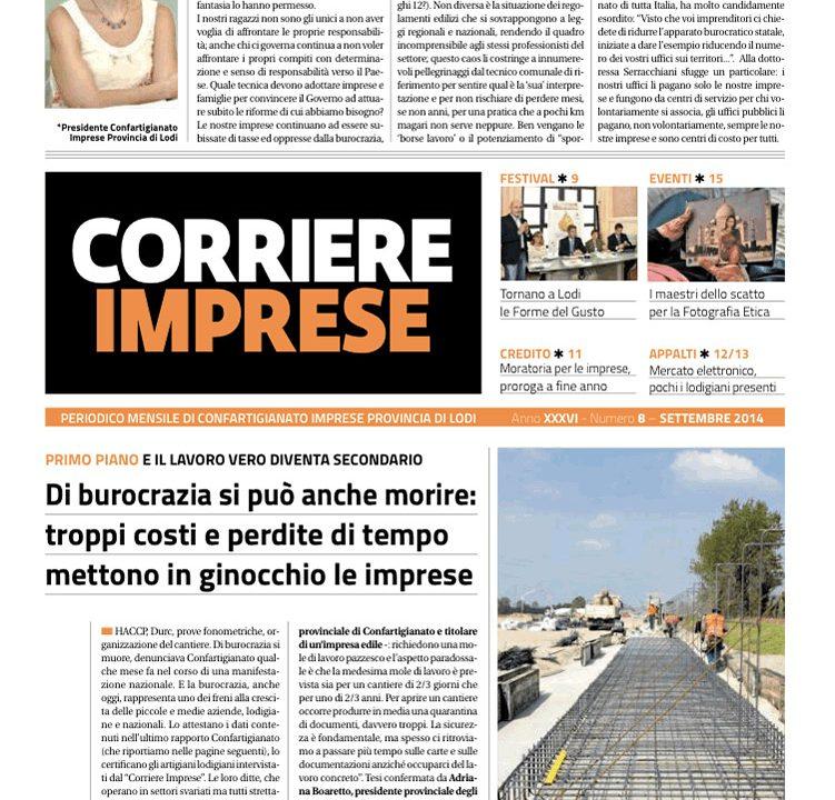 Forme Del Gusto - Press 2014
